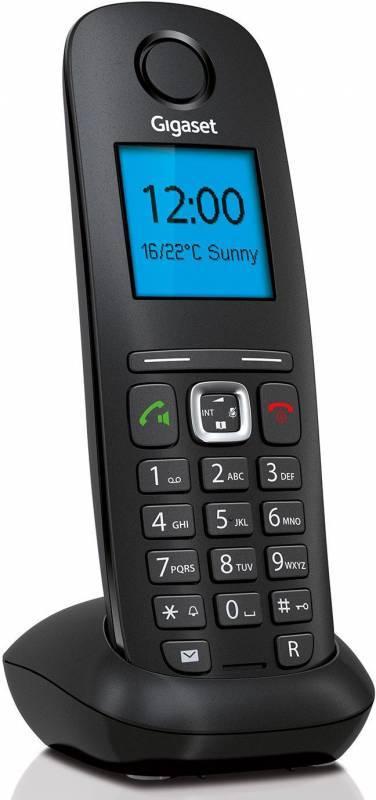 Телефон IP Gigaset A540 IP черный - фото 1