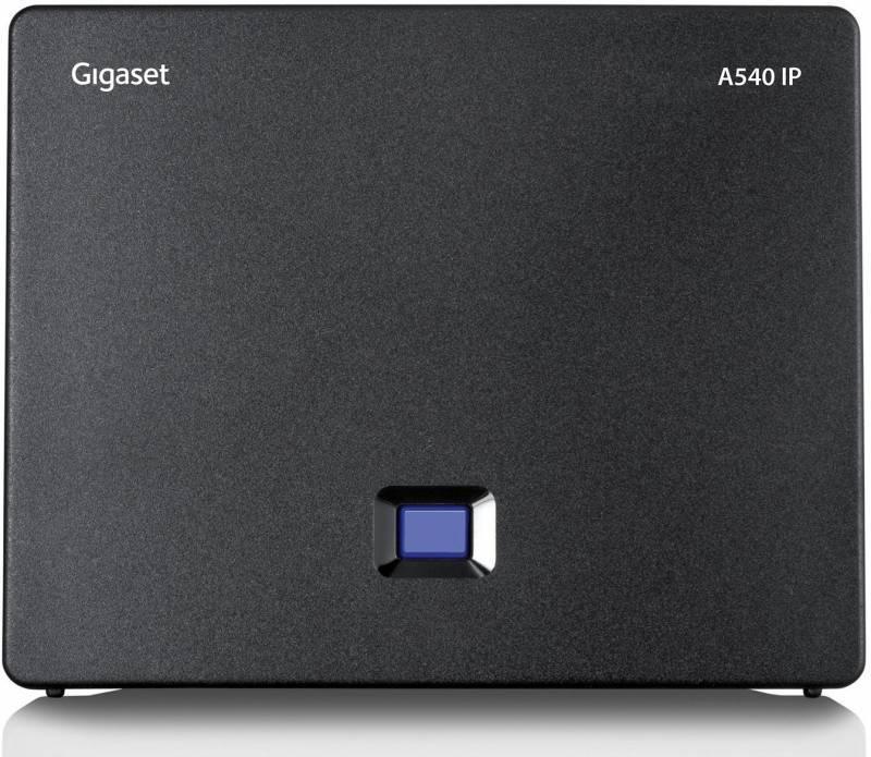 Телефон IP Gigaset A540 IP черный - фото 5
