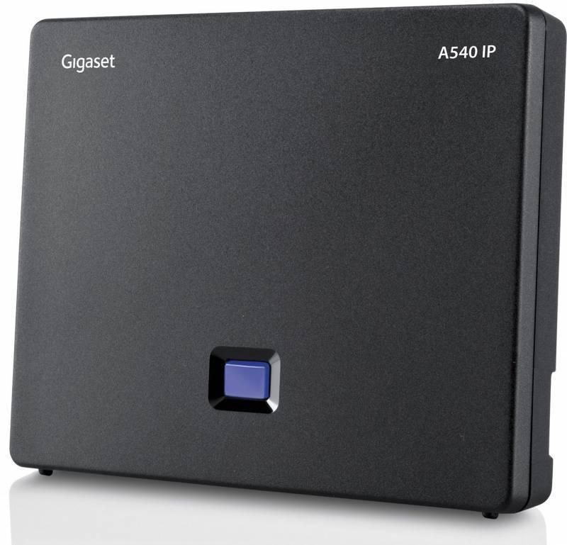 Телефон IP Gigaset A540 IP черный - фото 6
