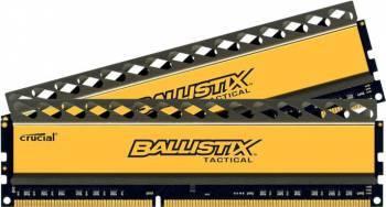 Модуль памяти DIMM DDR3 2x4Gb Crucial BLT2C4G3D21BCT1J