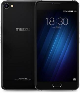 Смартфон Meizu U10 16ГБ черный