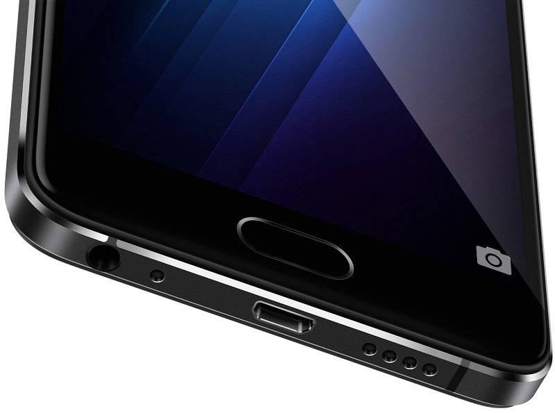 Смартфон Meizu U10 16ГБ черный - фото 4