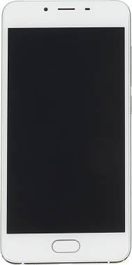 Смартфон Meizu U10 32ГБ серебристый / белый