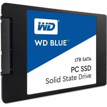 Накопитель SSD 1Tb WD WD Blue WDS100T1B0A SATA III