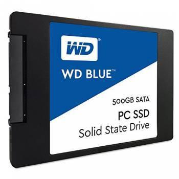 Накопитель SSD 500Gb WD WD Blue WDS500G1B0A SATA III