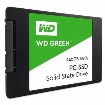 Накопитель SSD 240Gb WD WD Green WDS240G1G0A SATA III