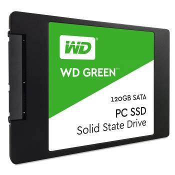 Накопитель SSD 120Gb WD WD Green WDS120G1G0A SATA III