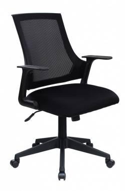 Кресло Бюрократ CH-500/TW-11 спинка сетка, цвет обивки: черный TW-11