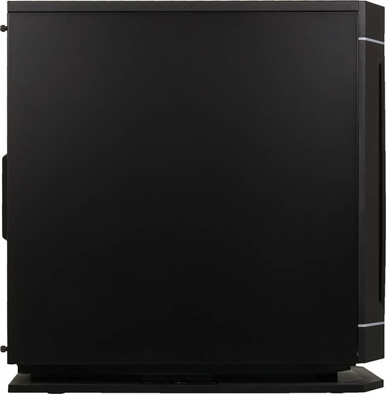 Корпус ATX Aerocool Dead Silence 230 Black Edition черный (DS 230 BL) - фото 3