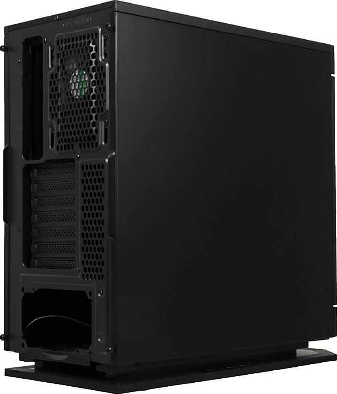 Корпус ATX Aerocool Dead Silence 230 Black Edition черный (DS 230 BL) - фото 4