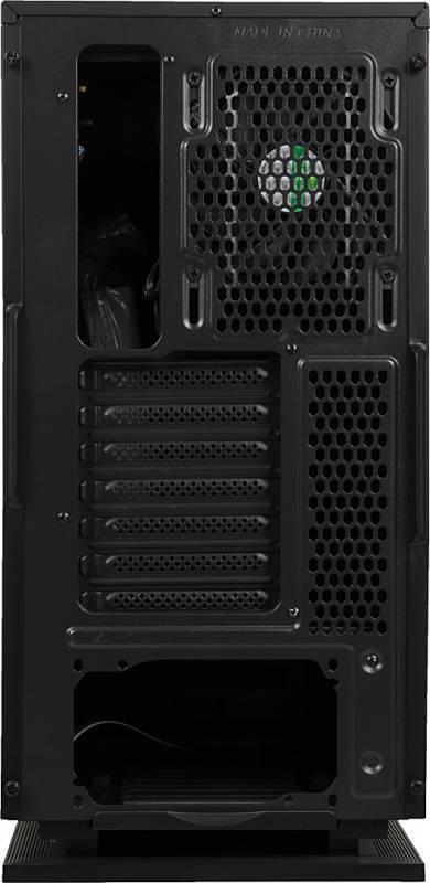 Корпус ATX Aerocool Dead Silence 230 Black Edition черный (DS 230 BL) - фото 5
