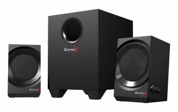 Акустическая система 2.1 Creative Sound BlasterX Kratos S3 черный