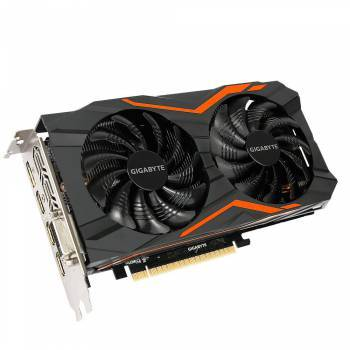 Видеокарта Gigabyte GeForce GTX 1050 G1 Gaming 2G 2048 МБ