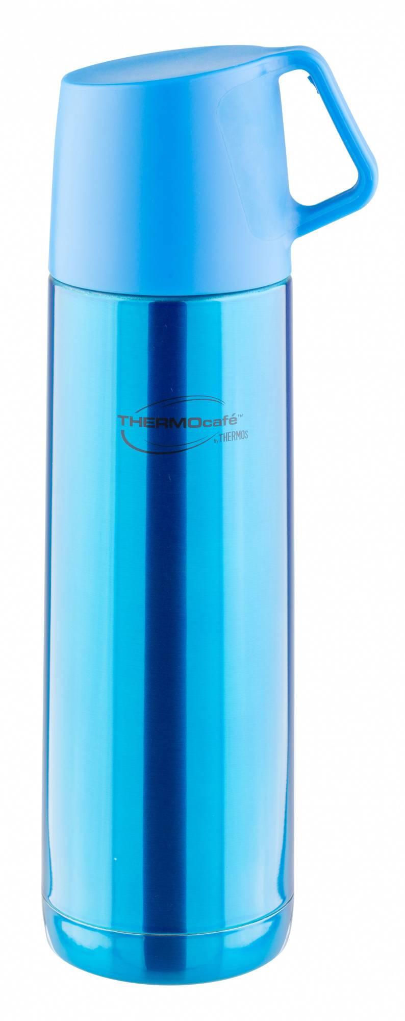 Термос Thermos THERMOcafe JF-50 синий - фото 1
