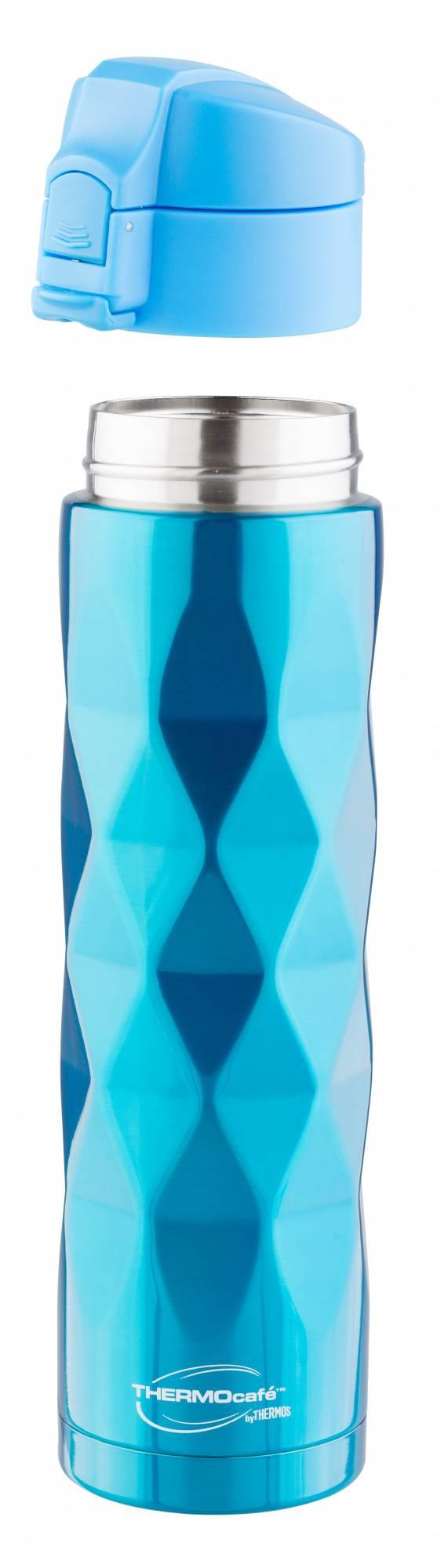 Термос Thermos THERMOcafe TTF-503-B синий (272782) - фото 2