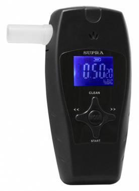 Алкотестер Supra ATS-300 полупроводниковый черный