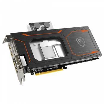 Видеокарта Gigabyte GeForce GTX 1080 Xtreme Gaming WATERFORCE WB 8G 8192 МБ