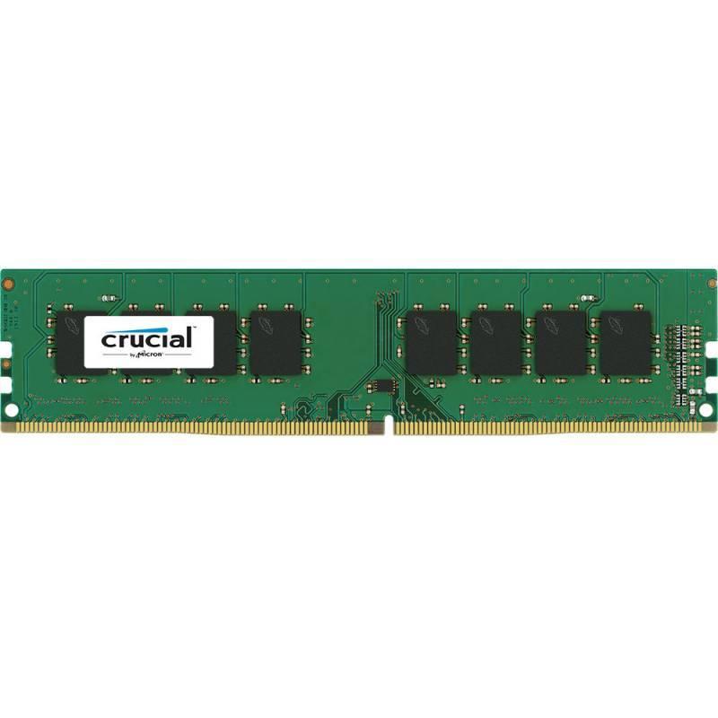 Модуль памяти DIMM DDR4 16Gb Crucial (CT16G4DFD824A) - фото 1