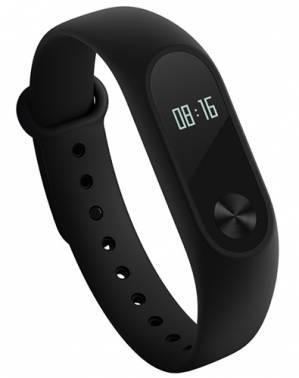 Смарт-часы Xiaomi Mi Band 2 черный