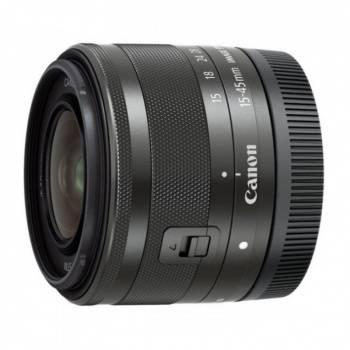 Объектив Canon EF-M STM 15-45mm f/3.5-6.3 (0572C005)