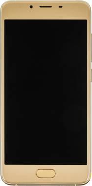 Смартфон Meizu U10 32ГБ золотистый