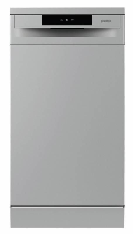 Посудомоечная машина Gorenje GS52010S серебристый - фото 1