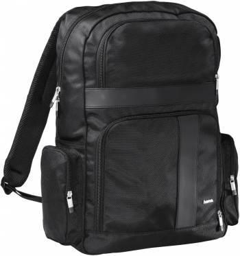 """Рюкзак для ноутбука 17.3"""" Hama Dublin Pro черный (00101274)"""