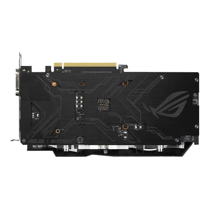 Видеокарта Asus STRIX-GTX1050TI-O4G-GAMING 4096 МБ - фото 4