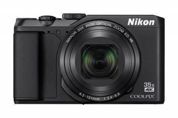 Фотоаппарат Nikon CoolPix A900 черный (VNA910E1)