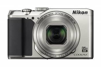 Фотоаппарат Nikon CoolPix A900 серебристый