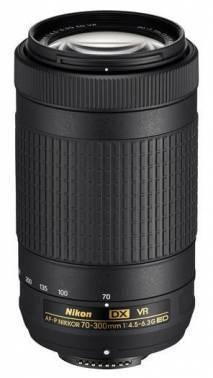 Объектив Nikon AF-P VR ED 70-300mm f/4.5-6.3 (JAA829DA)