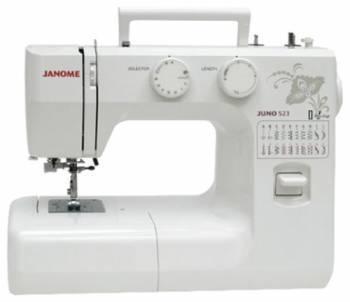Швейная машина Janome Juno 523 белый