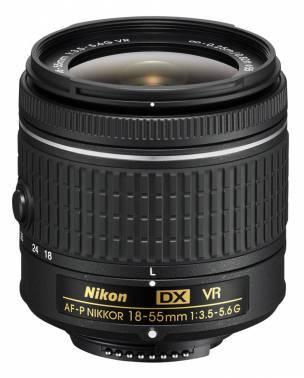 Объектив Nikon AF-P VR 18-55mm f/3.5-5.6 (JAA826DA)