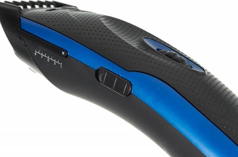 Машинка для стрижки Sinbo SHC 4354S синий/черный - фото 6