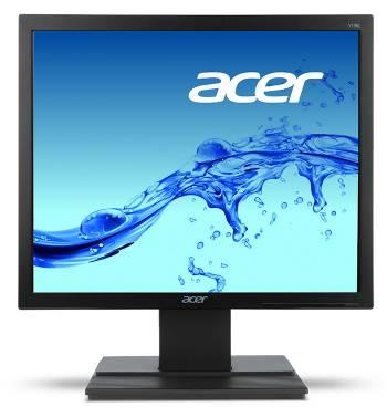 Монитор 19 Acer V196LBb черный