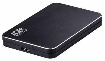 Внешний корпус для HDD AgeStar 31UB2A18 SATA черный