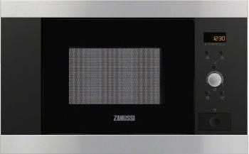 Встраиваемая микроволновая печь Zanussi ZBM17542XA нержавеющая сталь