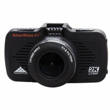 Видеорегистратор Silverstone F1 A-70 GPS черный