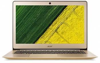 Ультрабук 14.0 Acer Aspire SF314-51-P24E золотистый
