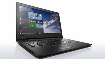 Ноутбук Lenovo IdeaPad 110-15ACL, процессор AMD E1 7010, оперативная память 4Gb, жесткий диск 500Gb, привод DVD-RW, видеокарта AMD Radeon R2, диагональ 15.6, 1366x768, Free DOS, черный (80TJ002VRK)