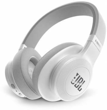 Гарнитура JBL E55BT белый (JBLE55BTWHT)