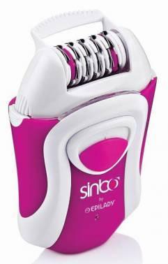 Эпилятор Sinbo SEL 6032 розовый