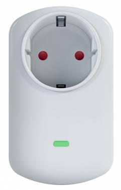 Умная Wi-Fi розетка Rubetek TZ68G белый