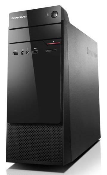 Системный блок Lenovo S200 черный - фото 2