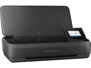 МФУ HP OfficeJet 252 mobile AiO черный/серебристый (N4L16C)