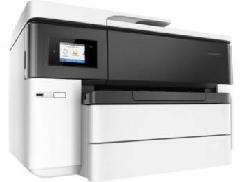 МФУ HP Officejet Pro 7740 WF AiO белый/черный (G5J38A)
