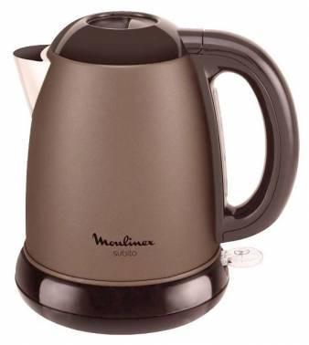 Чайник электрический Moulinex BY540F30 коричневый/черный (7211002509)