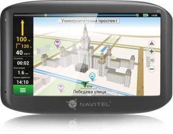 GPS-навигатор Navitel N500 5 черный