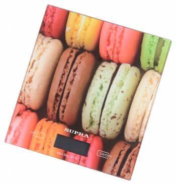 Кухонные весы Supra BSS-4203 рисунок/печенье (10953)