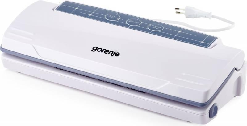 Вакуумный упаковщик Gorenje VS110W серебристый - фото 1